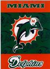 MIAMI DOLPHINS VERTICAL BANNER FLAG