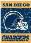 SAN DIEGO CHARGERS VERTICAL FLAG