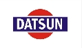 Datsun white flag