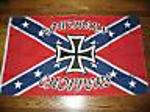 Southern Coast Choppers rebel flag