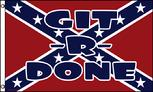Get R Done 3' x 5' flag