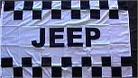 JEEP CHECKERED FLAG