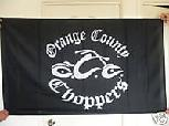 Orange County Choppers flag