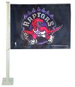 RAPTORS- TORONTO CAR FLAG WITH WALL MOUNT