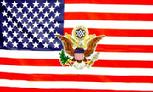USA PRESIDENT SEAL FLAG 3' X 5'
