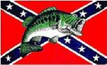 REBEL BASS FLAG 3X5 FT