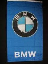 BMW AUTOMOBILE 3' X 5' OUTDOOR INDOOR