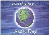 EARTH DAY EVERYDAY FLAG 3' X 5'