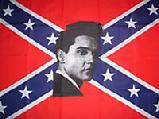 ELVIS REBEL FLAG 3X5 FT