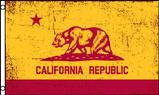 RedYellow California flag