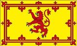 Scottland Lion flag