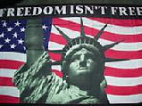 freedomisn'tfree flag
