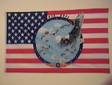 USA WINGS FLAG 3' X 5'