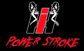 Power Stroke International Flag