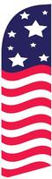 USA 7 SWOOPER FLAG